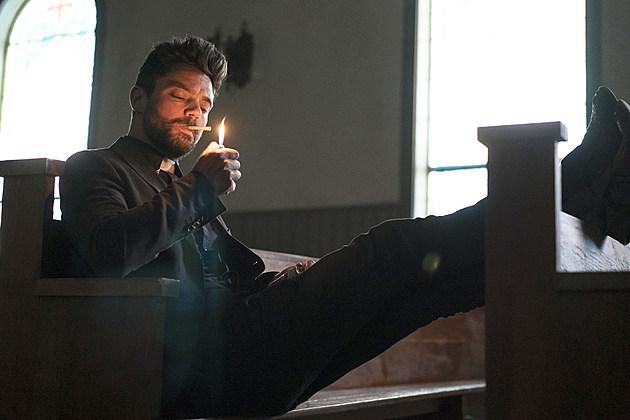 AMC Preacher Photos Jesse Tulip Cassidy