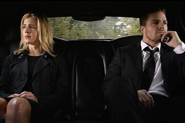 Arrow Oliver Felicity Wedding Broken Hearts