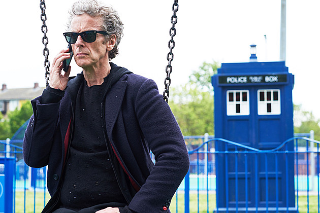 Doctor Who Peter Capaldi Companion Cast