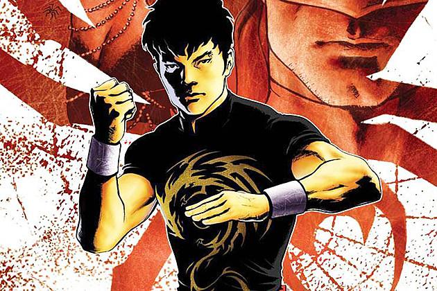 Netflix Iron Fist Shang Chi Asian Actors