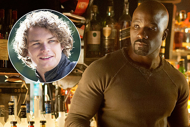 Luke Cage Iron Fist Finn Jones Appearance