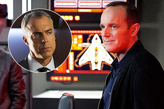 Agents of SHIELD Watchdogs Titus Welliver Blake