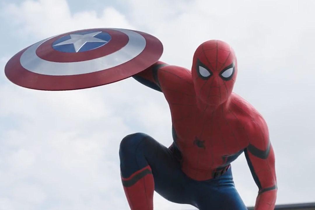 Spider Man Marvel Captain America Civil War