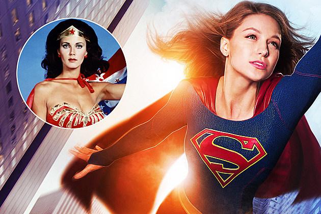 Supergirl Lynda Carter Season 2