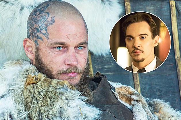 Vikings Season 5 Renewed Jonathan Rhys Meyers