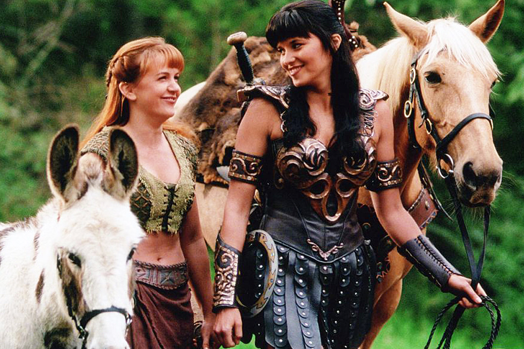 xena and gabrielle relationship
