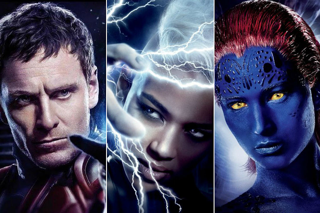 X Men First Class Characters And Their Powers