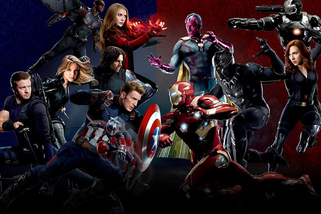 نتيجة بحث الصور عن Captain America: the civil war