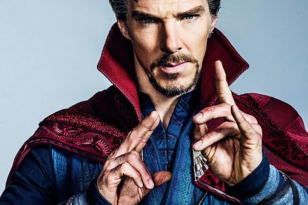 Doctor Strange official photo