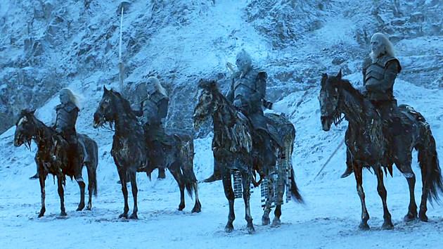 Game of Thrones Season 6 Trailer 2 Breakdown White Walkers