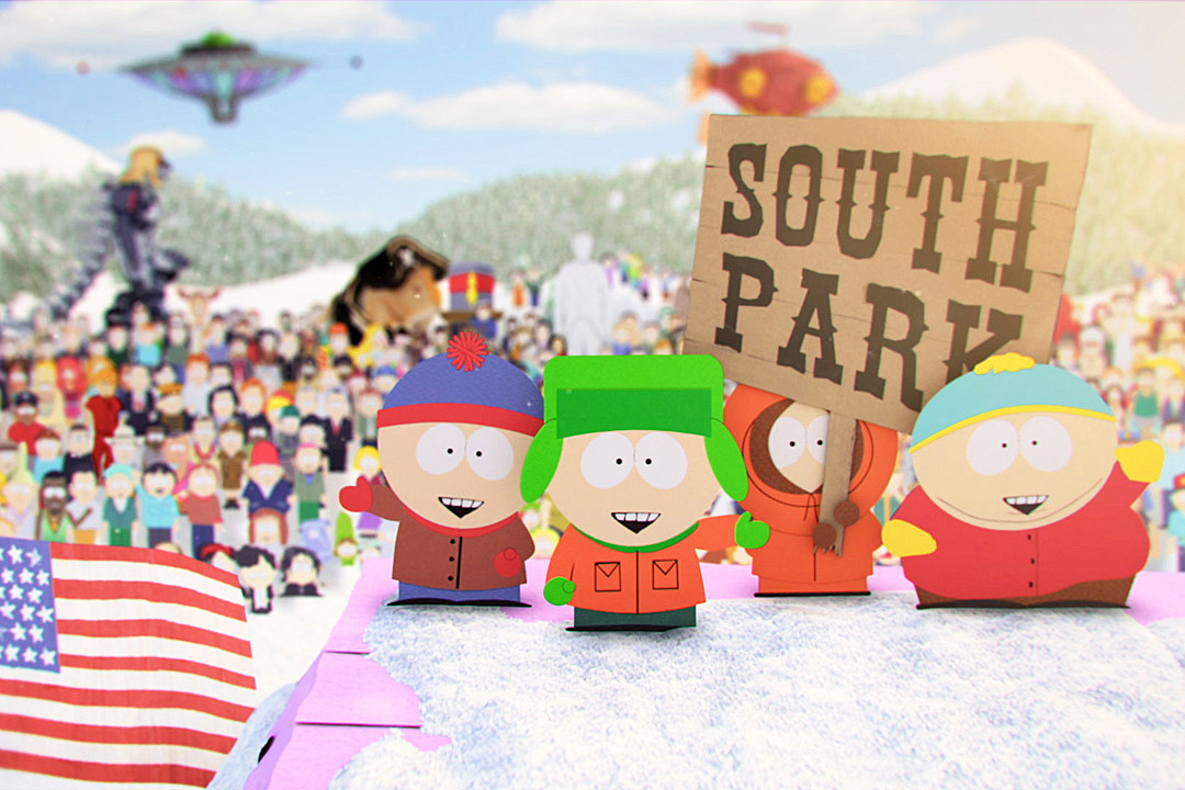 39 south park 39 sets official season 20 premiere for september. Black Bedroom Furniture Sets. Home Design Ideas
