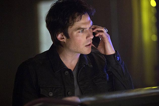 Vampire Diaries Ending Season 8 Ian Somerhalder
