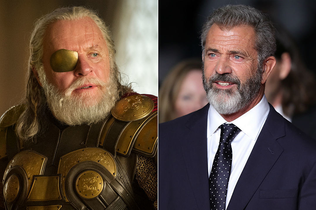 Mel gibson could have played odin in the thor movies altavistaventures Images