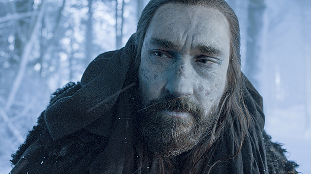 Game of Thrones Benjen Stark Coldhands
