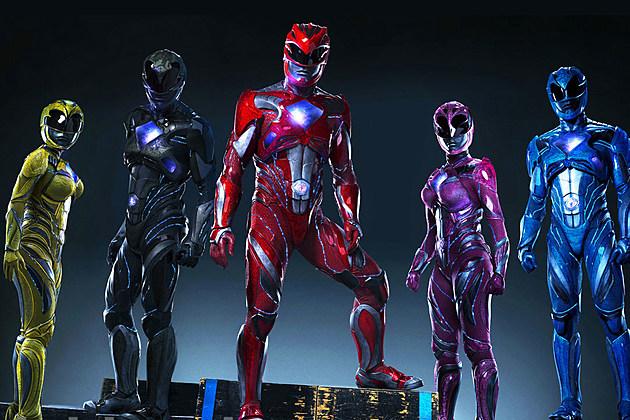 Power Rangers reboot costumes