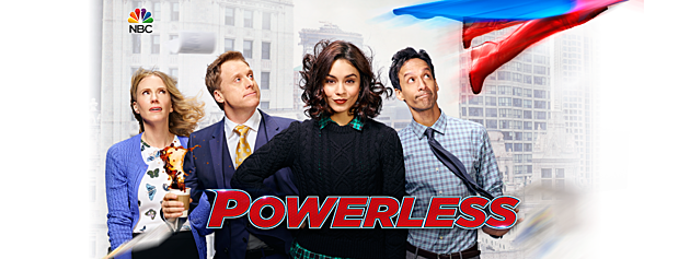 NBC Powerless Series Order Photos