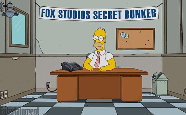 The Simpsons Live Segment Photo Details
