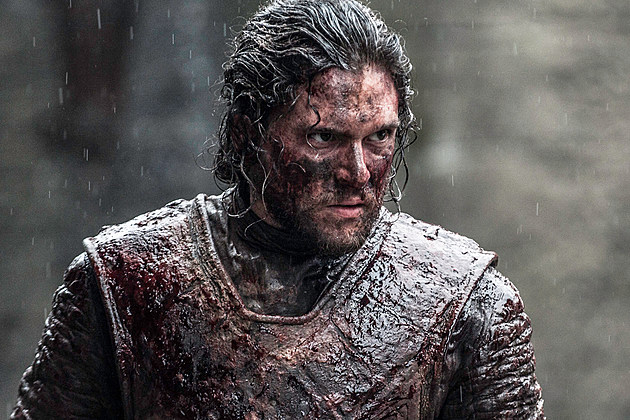 Game of Thrones Jon Snow Father Siri