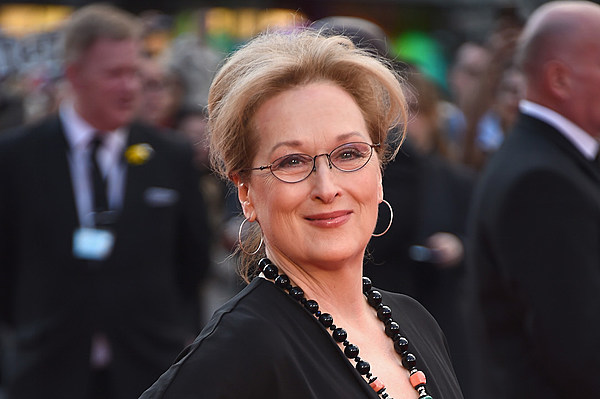Meryl Streep requests Congress to bring in laws for equal rights to women