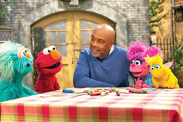Sesame Street Gordon Luis Bob Fired