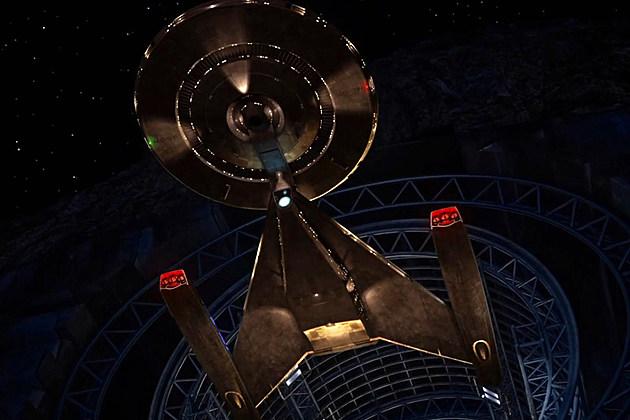 CBS Star Trek Discovery Bryan Fuller Teaser