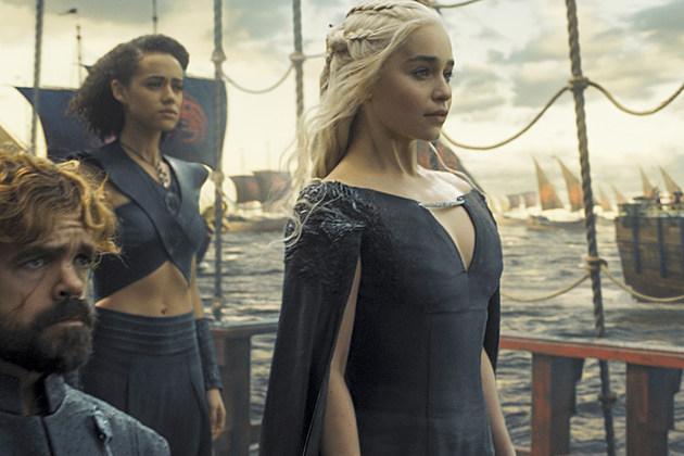 Game of Thrones Season 7 Daenerys Kings Landing Dragonpit