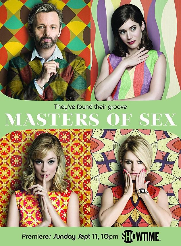 Masters of Sex Season 4 Poster