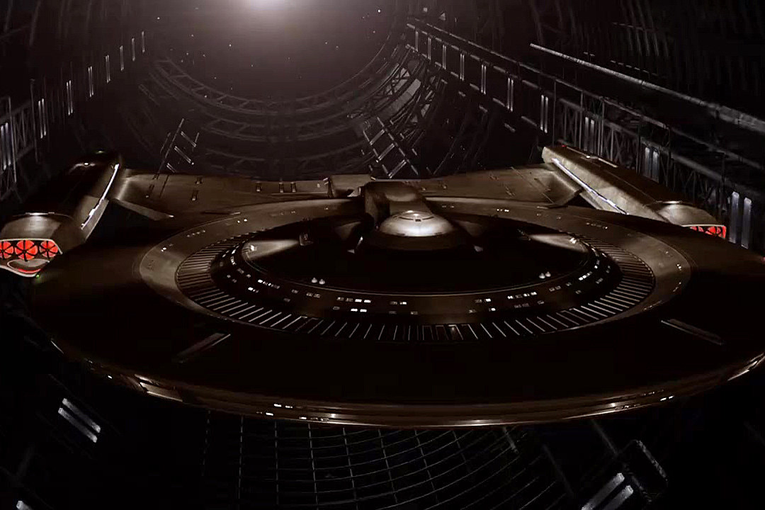 Star Trek Discovery Ship Design Changes Revealed