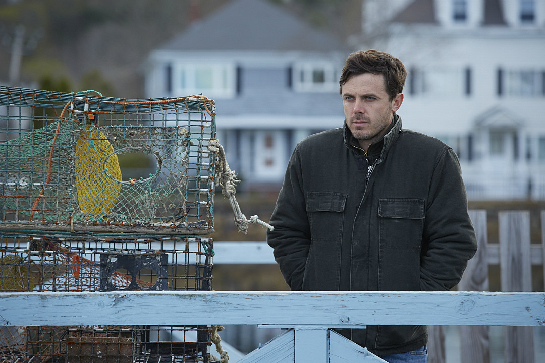 Casey Affleck in Manchester by the Sea
