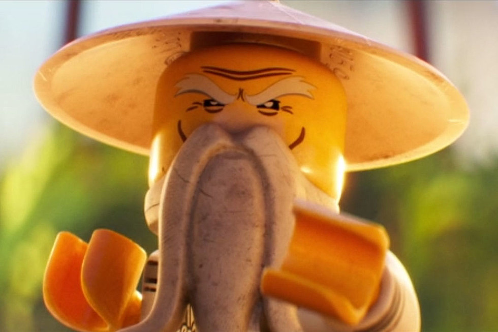 The First Trailer for 'The Lego Ninjago Movie' Has Bad Blood