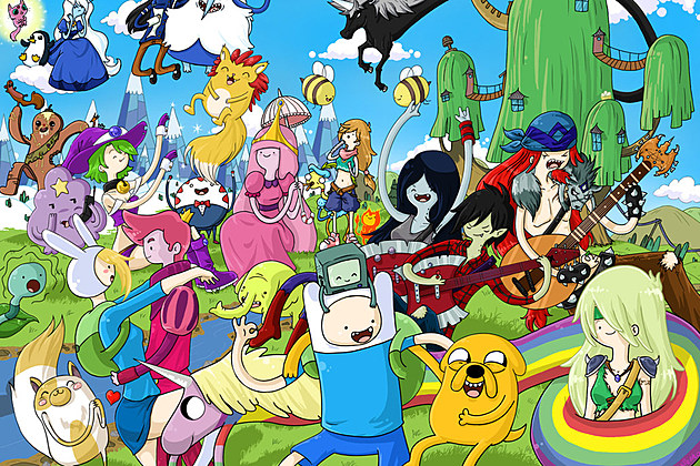 Adventure Time Ending 2018