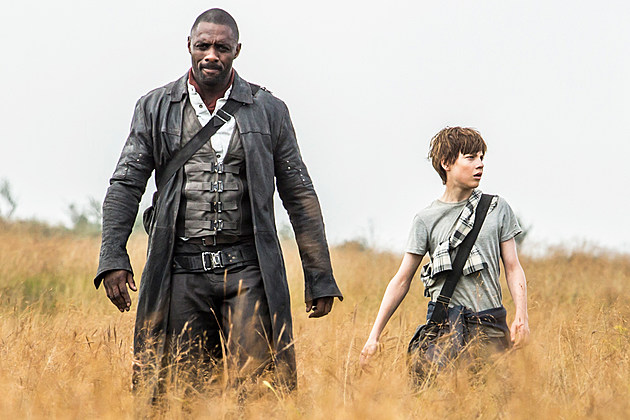 Dark Tower TV Details Idris Elba Wizard and Glass