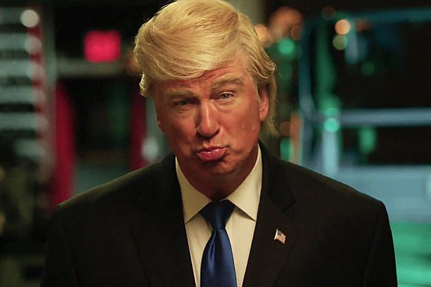SNL Trump Alec Baldwin Debate Promo