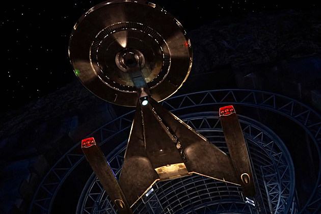 Star Trek Discovery Premiere Delayed May 2017