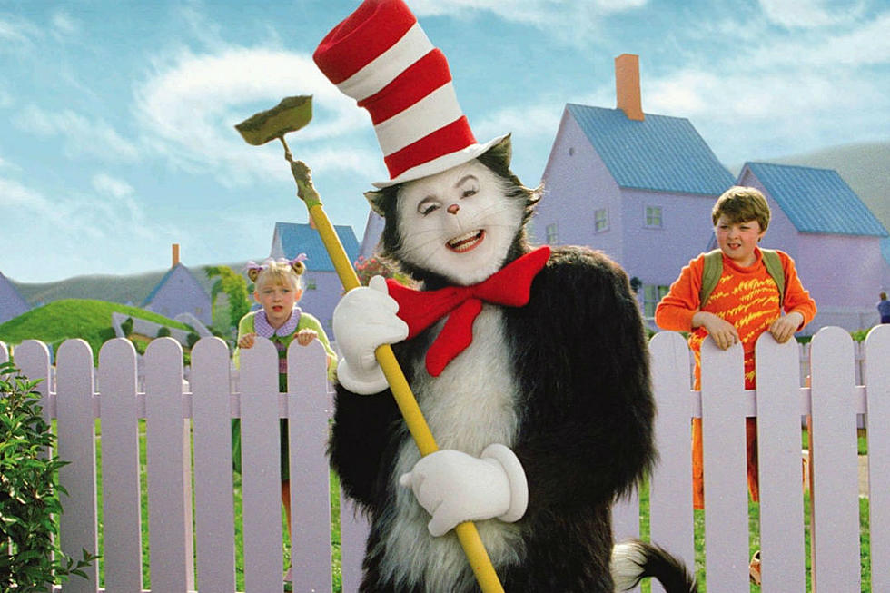 turns out mike myers was a diva on the cat in the hat set