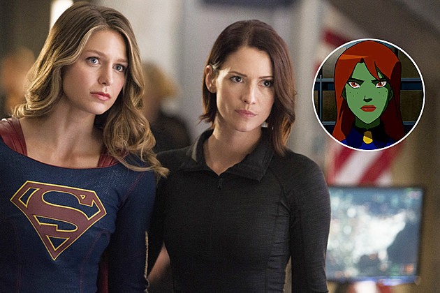 Supergirl Miss Marte Roulette sobreviventes Sinopse