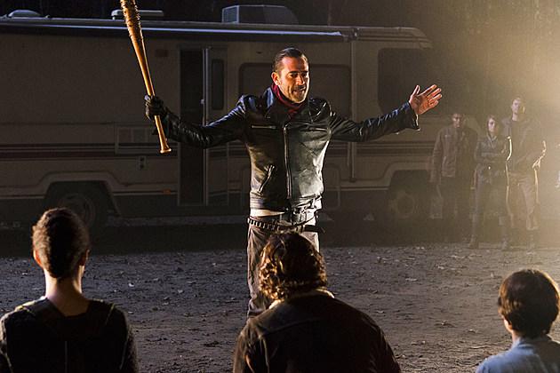 Walking Dead Negan Victims Jeffrey Dean Morgan