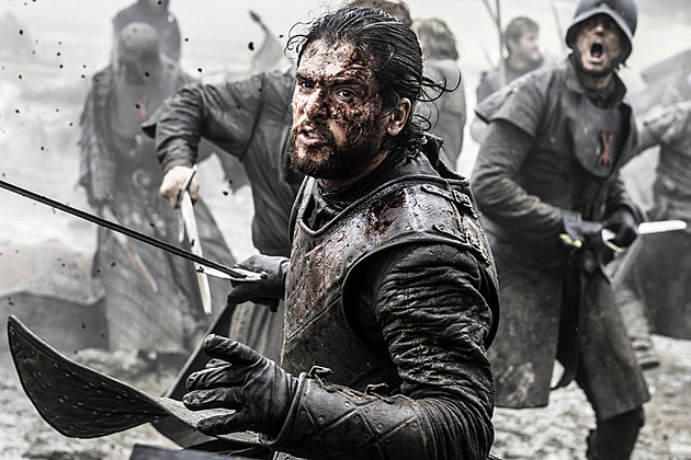 Game of Thrones Battle of the Bastards Blu ray