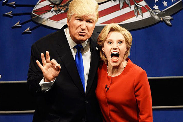 Alec Baldwin Trump SNL Endorsement
