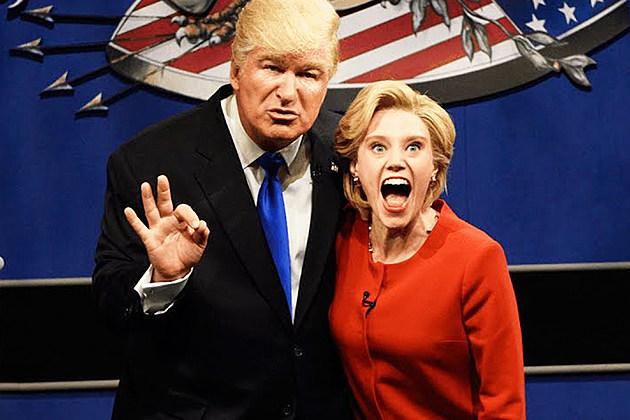 Alec Baldwin Trump SNL Endorsement