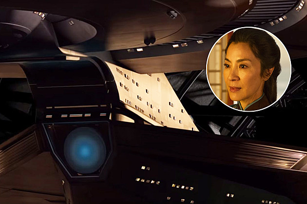 Star Trek Discovery Michelle Yeoh Cast