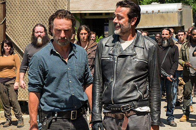 Walking Dead Season 7 Ratings Down