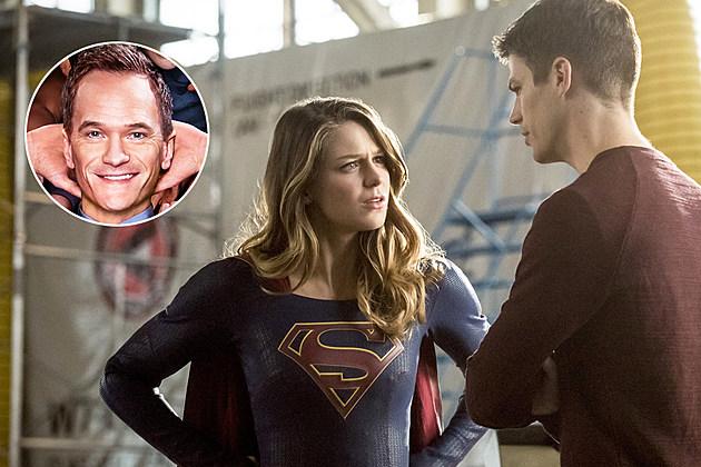 Flash Supergirl Musical Neil Patrick Harris Music Meister
