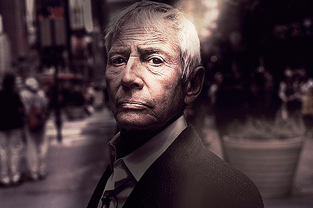 The Jinx Robert Durst High Meth