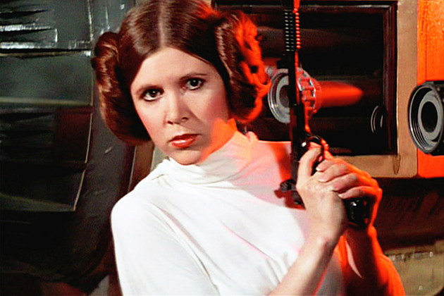 RIP Carrie Fisher Dies