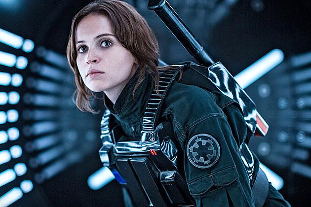 SNL Felicity Jones 2017 Rogue One