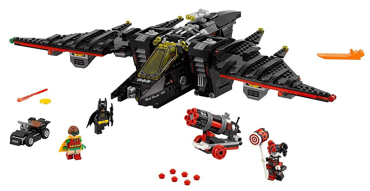 'LEGO Batman Movie' Sets Reveal Bane, Harley Quinn and More Lego Batman 2 Sets