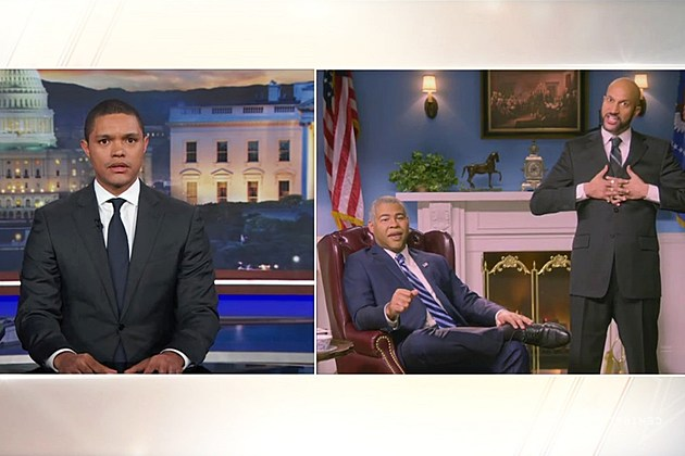 Key Peele Obama Luther Anger Daily Show Final