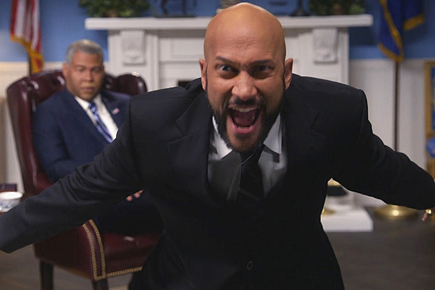 Key Peele Obama Luther Anger Farewell