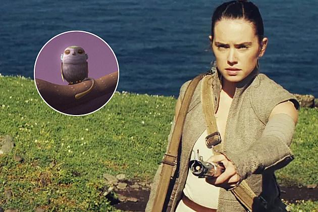 Star Wars Episode 8 Rebels Convor Creature